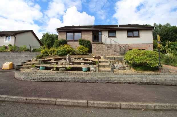 3 Bedrooms Bungalow for sale in Ravenscroft Road, Lochearnhead, Perthshire, FK19 8PW