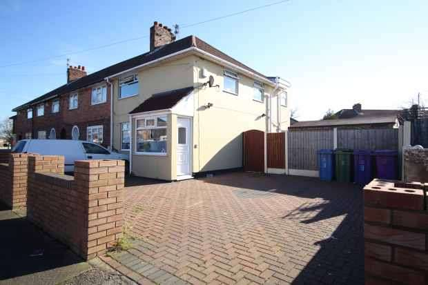 3 Bedrooms Property for sale in Ardville Road, Liverpool, Merseyside, L11 7DA