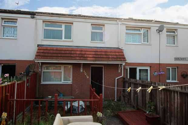 3 Bedrooms Terraced House for sale in Saddleworth Close, Hull, North Humberside, HU7 5BP