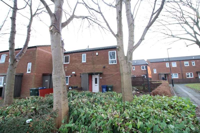 2 Bedrooms Flat for sale in Blackwell Avenue, Newcastle Upon Tyne, NE6