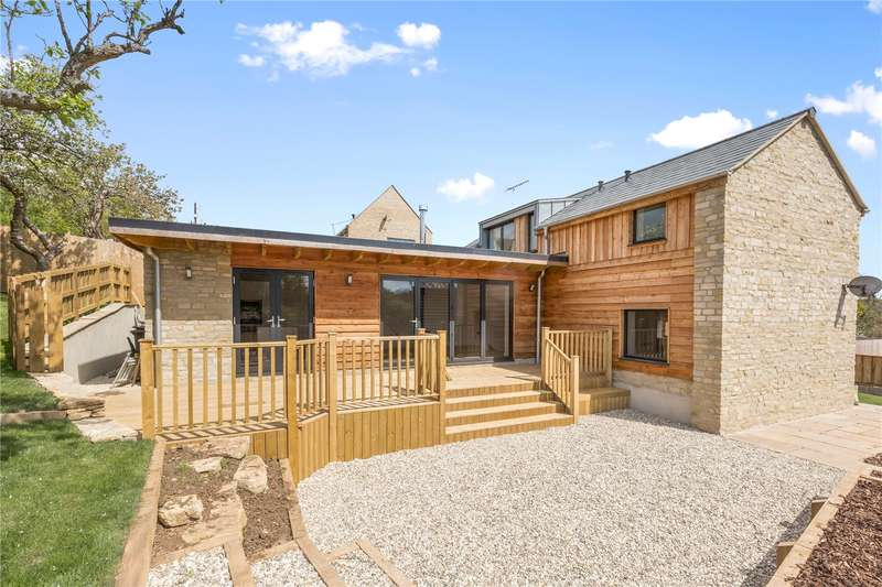 3 Bedrooms Detached House for sale in Randalls Green, Chalford Hill, Stroud, Gloucestershire, GL6