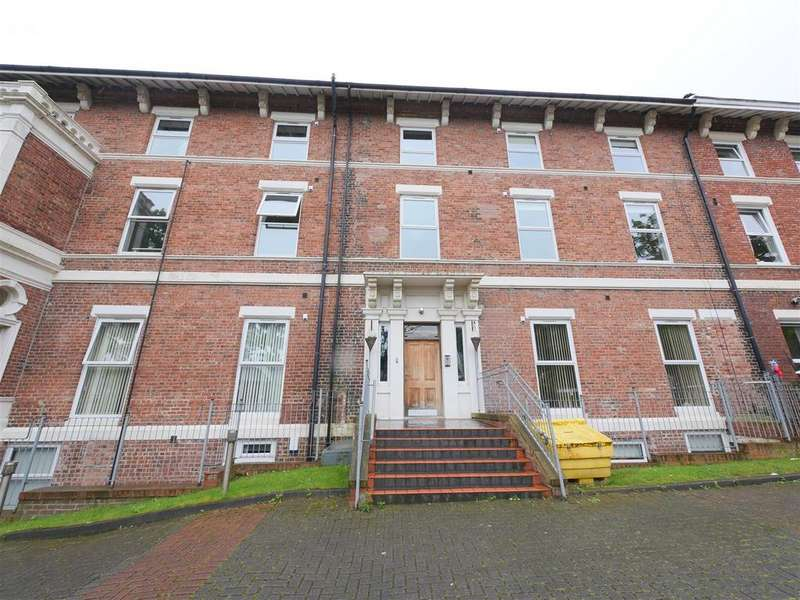 2 Bedrooms Apartment Flat for sale in The Cedars, Ashbrooke, Sunderland