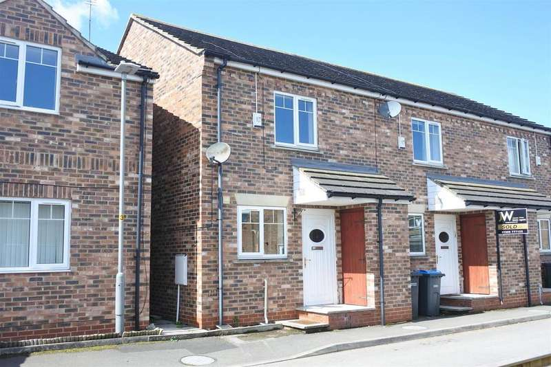 2 Bedrooms Terraced House for sale in Friarage Mount, Northallerton