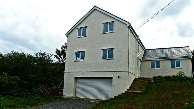 4 Bedrooms Detached House for sale in Breeze Cottage, Brickpool, Amlwch