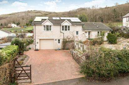 4 Bedrooms Detached House for sale in Rhyd Y Foel, Abergele, Conwy, LL22