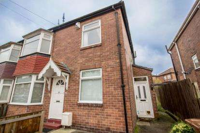 2 Bedrooms Flat for sale in Kentmere Avenue, Walker, Newcastle Upon Tyne, NE6