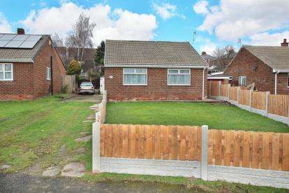 2 Bedrooms Bungalow for sale in Tingle Bridge Avenue, Hemingfield, Barnsley