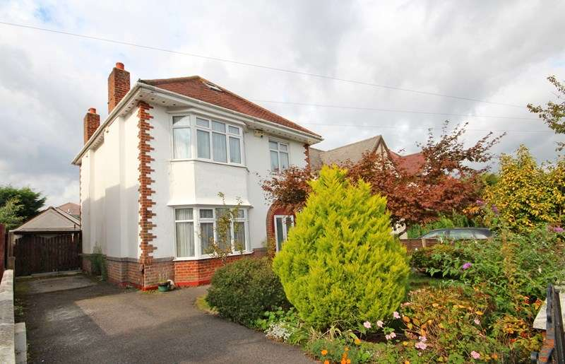 5 Bedrooms Detached House for sale in St Annes Avenue, Southbourne, Bournemouth