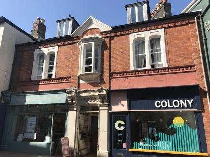 1 Bedroom Flat for sale in Totnes, Devon