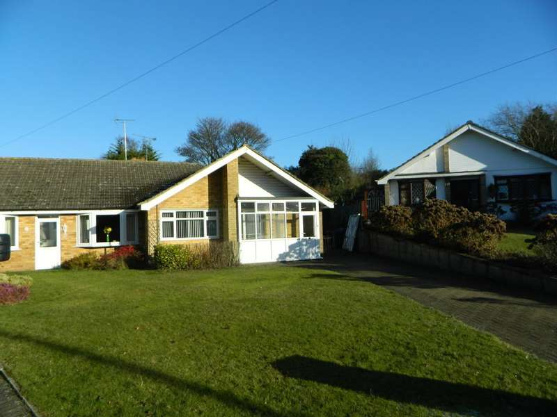 3 Bedrooms Semi Detached House for rent in Toddington Crescent, Bluebell Hill, Chatham, ME5 9QT