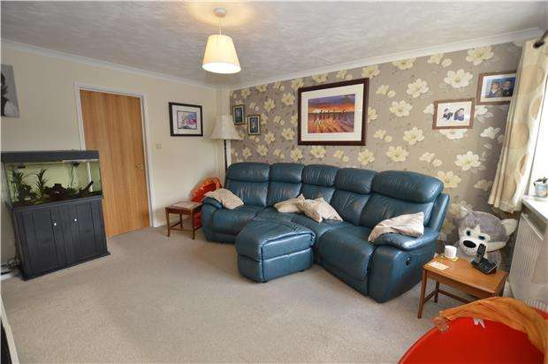 3 Bedrooms Semi Detached House for sale in Palmers Leaze, Bradley Stoke, BRISTOL, BS32 0HG