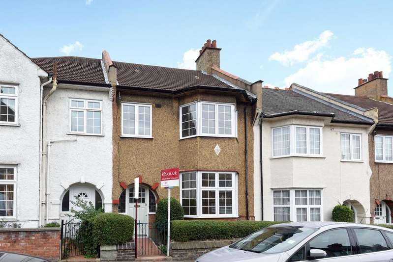 3 Bedrooms House for rent in Lavengro Road London SE27