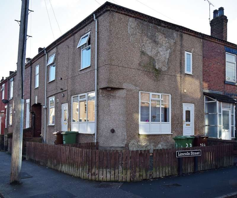 2 Bedrooms Terraced House for sale in Silcoates Street, Wakefield