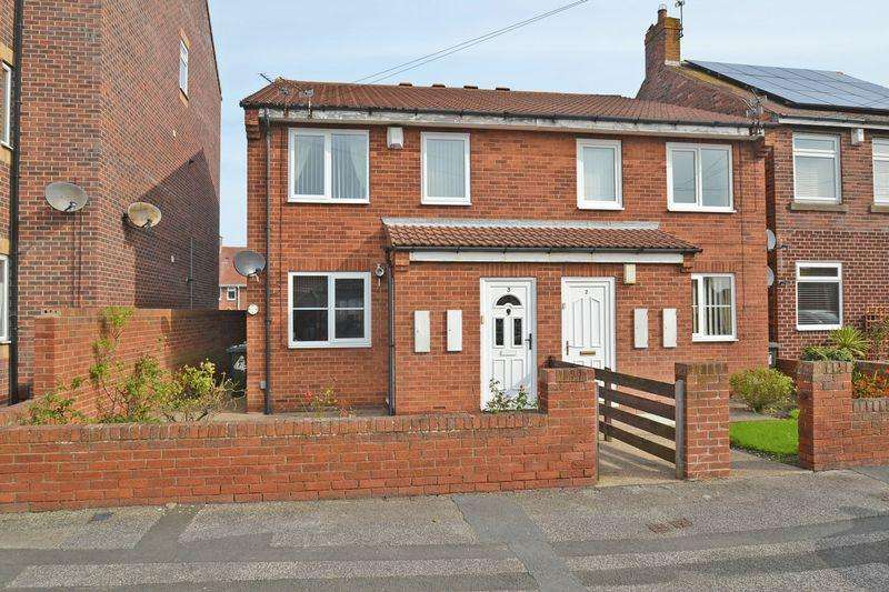 2 Bedrooms Apartment Flat for sale in New York Road, North Shields