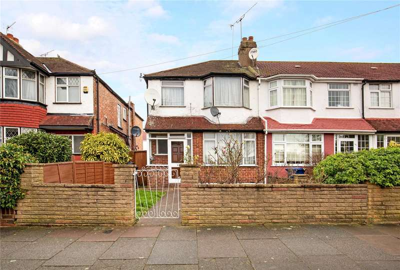 3 Bedrooms Mews House for sale in Woodhouse Avenue, Perivale, Greenford, UB6