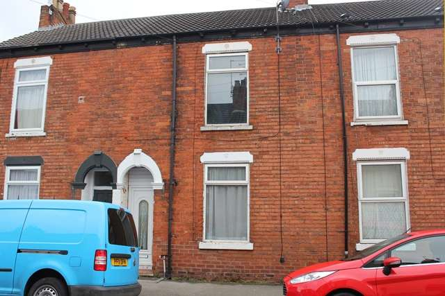 2 Bedrooms Terraced House for sale in 7 Perry Street, Hull HU3 6AH. Two bed mid terrace, close to the KCom Stadium.