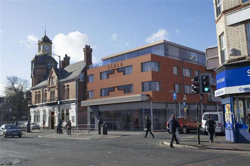 1 Bedroom Studio Flat for sale in Wilmslow Road, Manchester