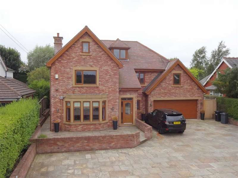 5 Bedrooms Detached House for sale in Hardhorn Road, Poulton Le Fylde