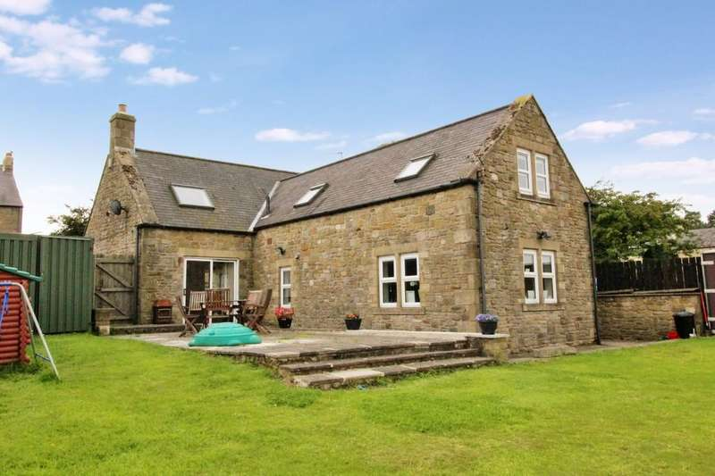 3 Bedrooms Detached House for sale in Hedley on the Hill