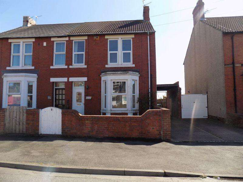 3 Bedrooms Semi Detached House for sale in South Parade, Choppington