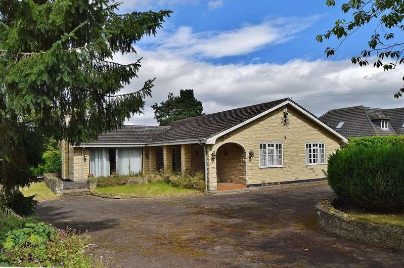 3 Bedrooms Detached Bungalow for sale in The Avenue, Medburn, Ponteland, Newcastle upon Tyne, NE20