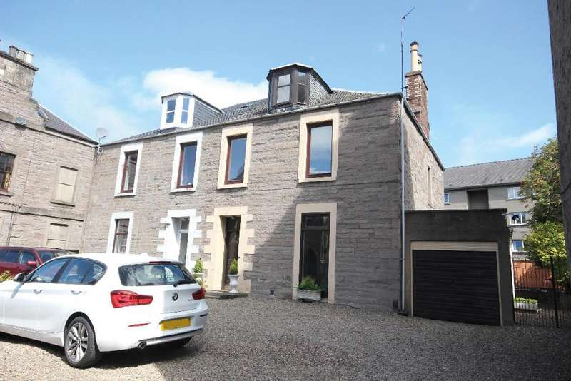 4 Bedrooms Semi Detached House for sale in Melville Street, Perth, Perthshire, PH1 5PY