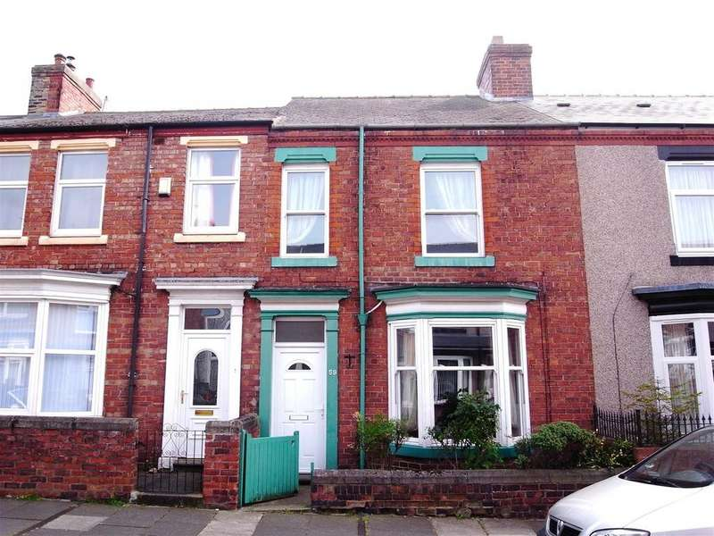 3 Bedrooms Terraced House for sale in Lowson Street, Darlington