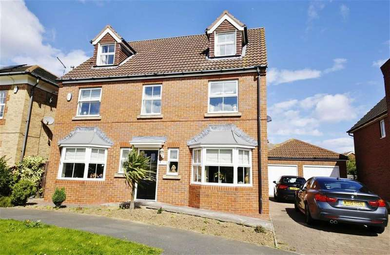 6 Bedrooms Detached House for sale in Hopton Drive, Ryhope, Sunderland, SR2