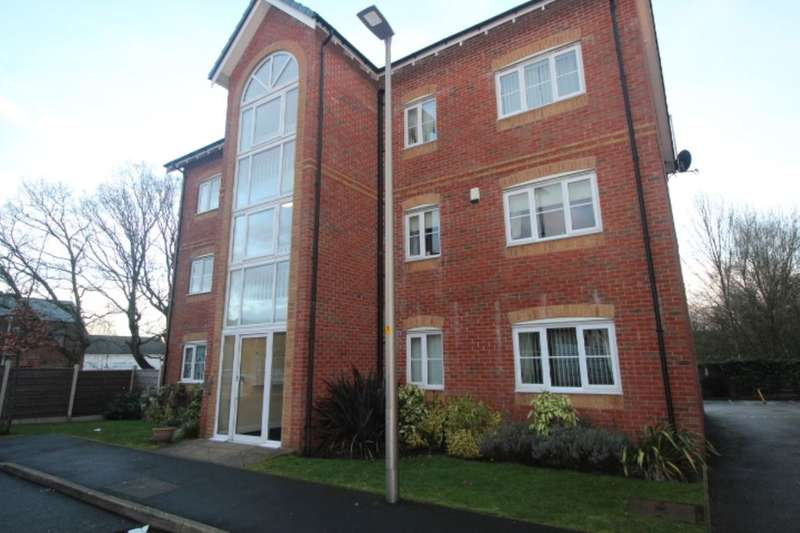 2 Bedrooms Flat for sale in Appleton Grove, Wigan, WN3