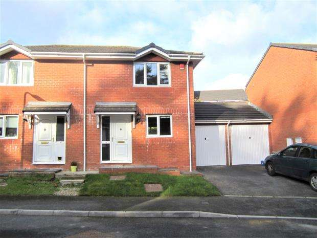 2 Bedrooms Link Detached House for sale in Chubb Drive, Plymouth, Devon