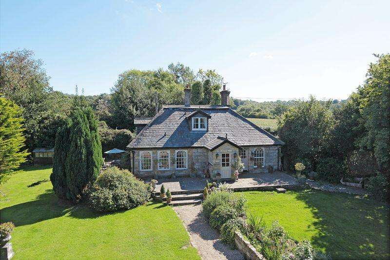 3 Bedrooms Detached House for sale in Lye Green, Crowborough, East Sussex