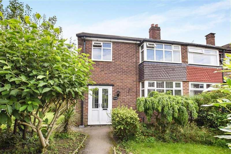 3 Bedrooms Semi Detached House for sale in Boundary Grove, Sale, M33