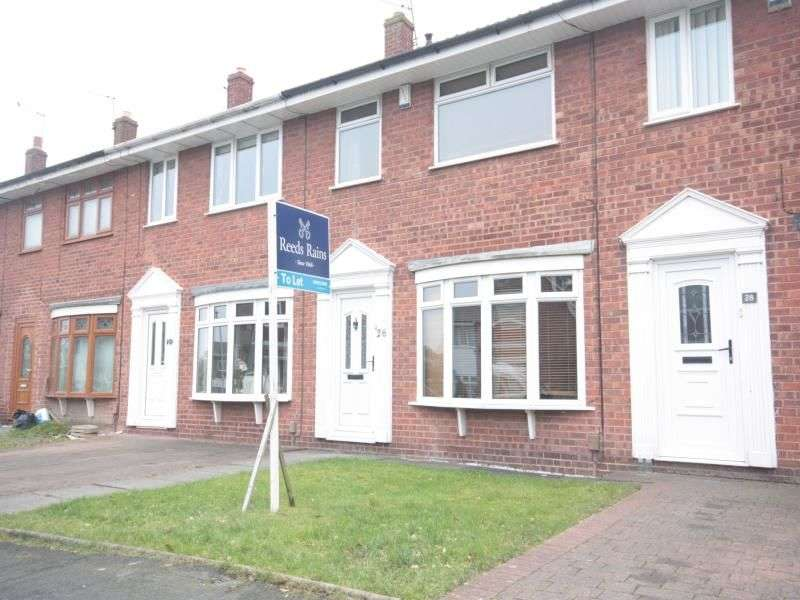 3 Bedrooms Property for rent in Shefford Crescent, Winstanley, Wigan, WN3