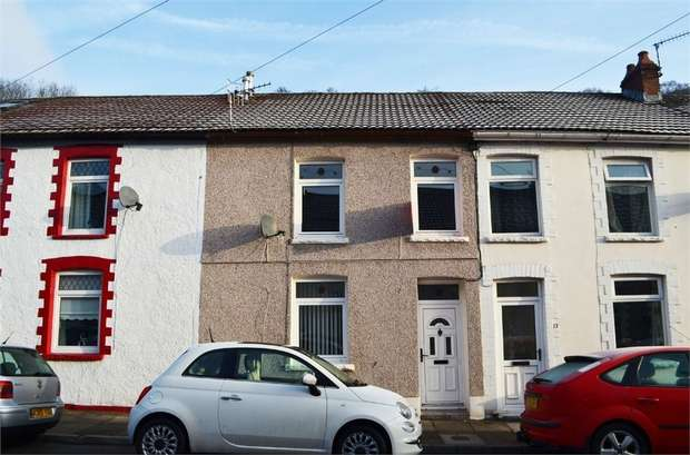 2 Bedrooms Terraced House for sale in Bailey Street, Porth, Mid Glamorgan