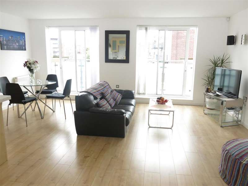 2 Bedrooms Apartment Flat for sale in Dakota Apartments, 29 Grosvenor Street West, Birmingham