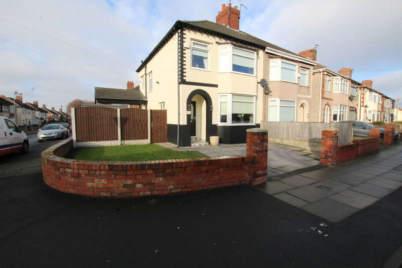 3 Bedrooms Semi Detached House for sale in Ennerdale Drive, Liverpool, L21