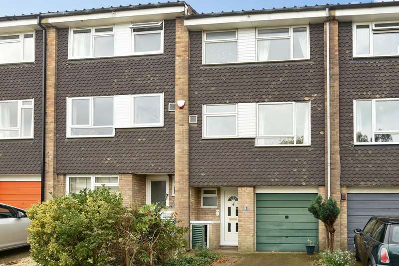 4 Bedrooms Town House for sale in Forestholme Close, Forest Hill, SE23