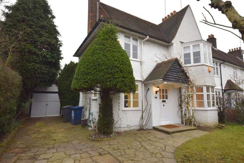 4 Bedrooms Semi Detached House for sale in WILLIFIELD WAY, HAMPSTEAD GARDEN SUBURB, London, NW11