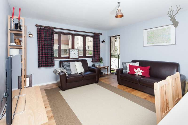 2 Bedrooms Flat for sale in Arline Court, Hassord Street, London, E2