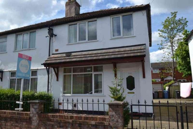 3 Bedrooms Semi Detached House for rent in Algernon Street, Monton village