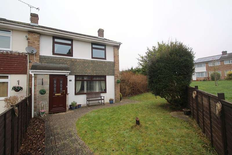 3 Bedrooms End Of Terrace House for sale in Green Walk, Fareham