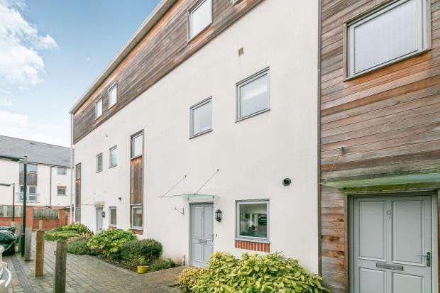 4 Bedrooms Terraced House for sale in Basingstoke, Hampshire