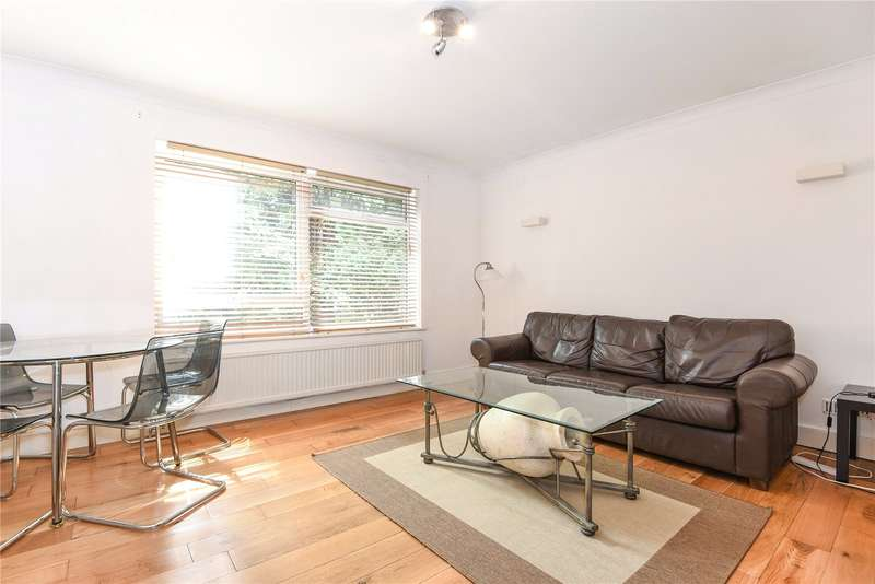 2 Bedrooms Apartment Flat for sale in Priory Lodge, Nightingale Place, Rickmansworth, Hertfordshire, WD3