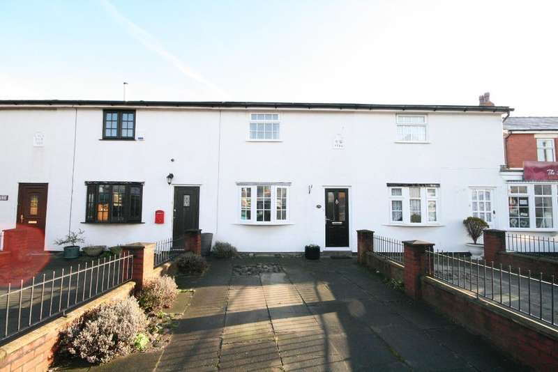 2 Bedrooms Terraced House for sale in Rufford Road, Crosens, Southport, PR9 8HU
