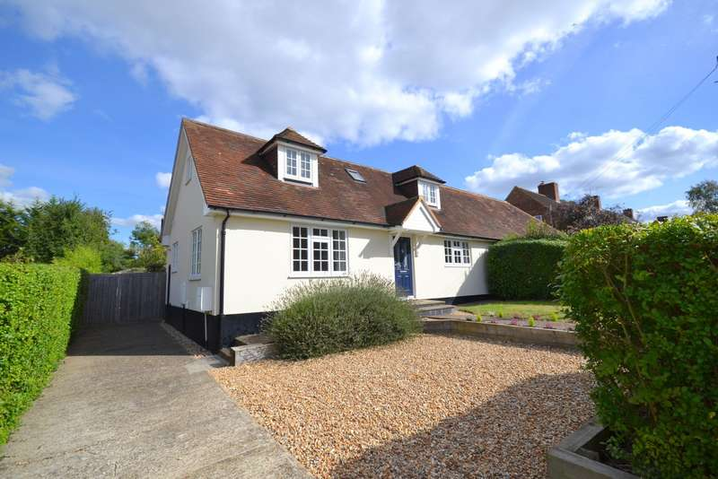 5 Bedrooms Semi Detached House for sale in Guildford