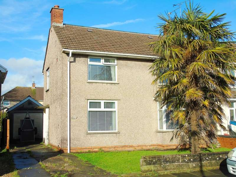 4 Bedrooms Semi Detached House for sale in Cedar Way, Penarth