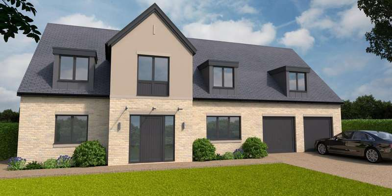 5 Bedrooms Detached House for sale in Mill Hill, Nettleham, Lincoln