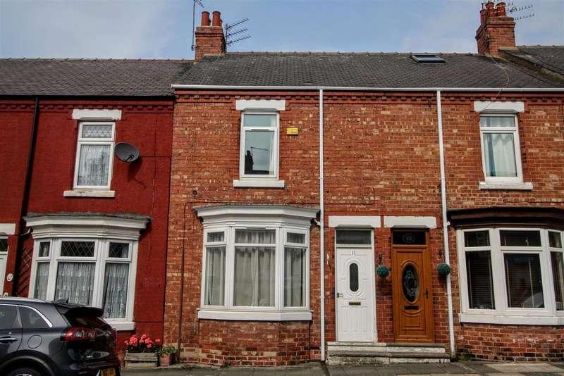 2 Bedrooms Terraced House for sale in Roslyn Street, Darlington