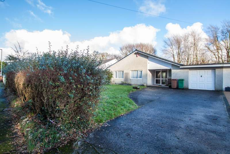 3 Bedrooms Semi Detached Bungalow for sale in Widewell, Plymouth