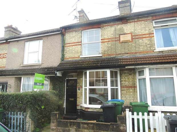 2 Bedrooms Terraced House for rent in Victoria Road, Watford
